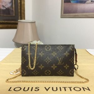 Louis Vuitton Monogram Bucket Pouch/Crossbody Bag